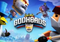 Review for Oh My Godheads on PlayStation 4