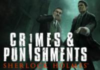 Read review for Sherlock Holmes: Crimes & Punishments - Nintendo 3DS Wii U Gaming