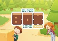 Review for Super Box Land Demake on PlayStation 4