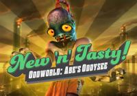 Read review for Oddworld: Abe's Oddysee - New 'n' Tasty! - Nintendo 3DS Wii U Gaming