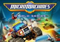 Review for Micro Machines World Series on PlayStation 4
