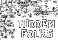 Read review for Hidden Folks - Nintendo 3DS Wii U Gaming