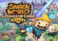 Read preview for Snack World: The Dungeon Crawl – Gold - Nintendo 3DS Wii U Gaming