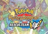 Read review for Pokémon Mystery Dungeon: Rescue Team DX - Nintendo 3DS Wii U Gaming