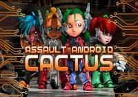 Review for Assault Android Cactus on PlayStation 4