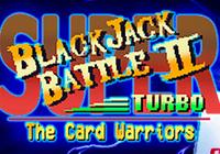 Read review for Super Blackjack Battle II Turbo Edition: The Card Warriors - Nintendo 3DS Wii U Gaming