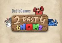 Review for 2 Fast 4 Gnomz on 3DS eShop - on Nintendo Wii U, 3DS games review