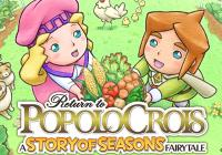 Read review for Return to PopoloCrois: A Story of Seasons Fairytale - Nintendo 3DS Wii U Gaming