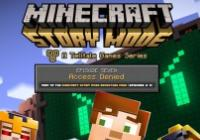 Read review for Minecraft: Story Mode - Episode 7: Access Denied - Nintendo 3DS Wii U Gaming