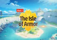 Review for Pokémon Sword / Shield: The Isle of Armor on Nintendo Switch