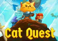 Read review for Cat Quest - Nintendo 3DS Wii U Gaming