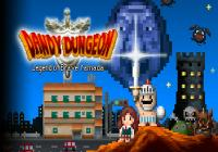 Read review for Dandy Dungeon - Legend of Brave Yamada - Nintendo 3DS Wii U Gaming