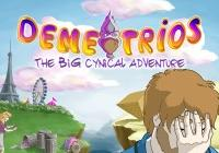 Read review for Demetrios: The Big Cynical Adventure - Nintendo 3DS Wii U Gaming