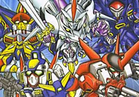 Read review for Super Robot Taisen: Original Generation - Nintendo 3DS Wii U Gaming
