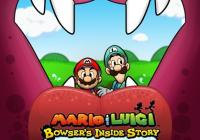 Read review for Mario & Luigi: Bowser's Inside Story - Nintendo 3DS Wii U Gaming