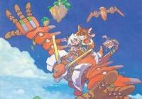 Review for Solatorobo: Red the Hunter (Hands-On) on Nintendo DS