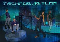 Review for Technobabylon on PC