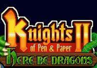 Review for Knights of Pen and Paper II: Here Be Dragons on PC