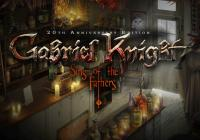 Read review for Gabriel Knight: Sins of the Fathers 20th Anniversary Edition - Nintendo 3DS Wii U Gaming