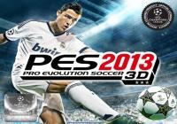 Review for Pro Evolution Soccer 2013 3D on Nintendo 3DS - on Nintendo Wii U, 3DS games review