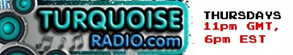 Turqoise Radio - Cubed3's Glass to the Wall