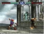 Screenshot for Soul Calibur II - click to enlarge