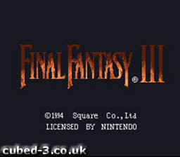 Screenshot for Final Fantasy VI on Super Nintendo - on Nintendo Wii U, 3DS games review
