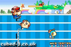 Screenshot for Hamtaro: Ham-Ham Games on Game Boy Advance