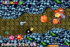Screenshot for Kirby & The Amazing Mirror on Game Boy Advance