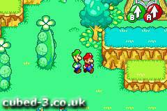 Screenshot for Mario & Luigi: Superstar Saga on Game Boy Advance - on Nintendo Wii U, 3DS games review