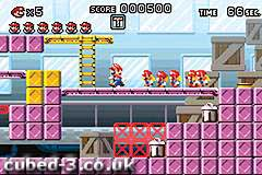 Screenshot for Mario vs. Donkey Kong on Game Boy Advance - on Nintendo Wii U, 3DS games review