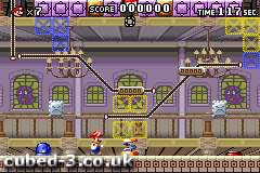 Screenshot for Mario vs. Donkey Kong on Game Boy Advance- on Nintendo Wii U, 3DS games review