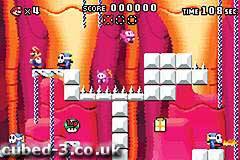 Screenshot for Mario vs. Donkey Kong - click to enlarge