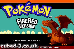 Screenshot for Pokémon FireRed / LeafGreen - click to enlarge