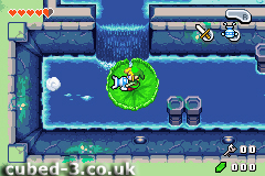 Screenshot for The Legend of Zelda: The Minish Cap on Game Boy Advance - on Nintendo Wii U, 3DS games review