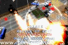 Screenshot for Payback on Game Boy Advance
