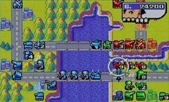 Screenshot for Advance Wars - click to enlarge