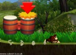 Screenshot for Donkey Kong Jungle Beat - click to enlarge