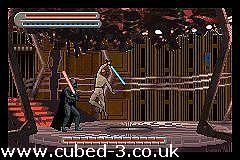 Screenshot for Star Wars Trilogy: Apprentice of the Force - click to enlarge