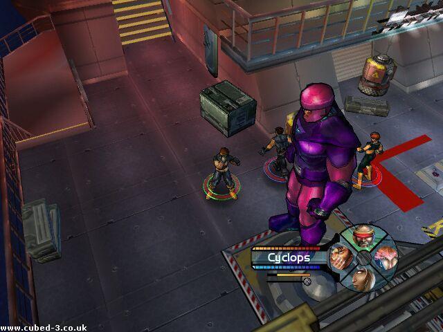 Screenshot for X-Men: Legends - click to enlarge