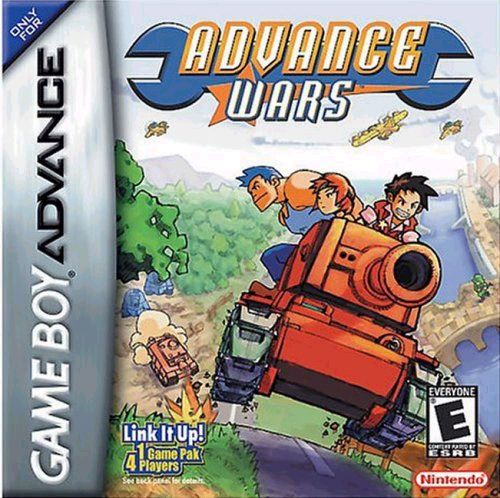 Screenshot for Advance Wars on Game Boy Advance - on Nintendo Wii U, 3DS games review
