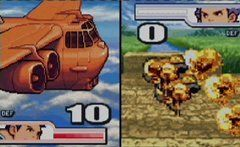 Screenshot for Advance Wars on Game Boy Advance- on Nintendo Wii U, 3DS games review