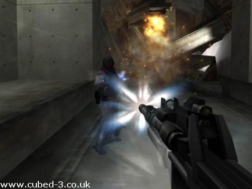 Screenshot for GoldenEye: Rogue Agent on GameCube - on Nintendo Wii U, 3DS games review