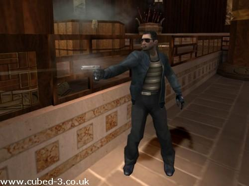 Screenshot for GoldenEye: Rogue Agent on GameCube- on Nintendo Wii U, 3DS games review
