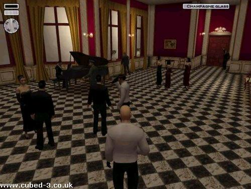 Hitman 2 Silent Assassin Gamecube Screens And Art Gallery Cubed3