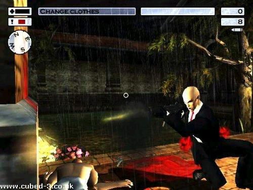 Screenshot for Hitman 2: Silent Assassin on GameCube- on Nintendo Wii U, 3DS games review