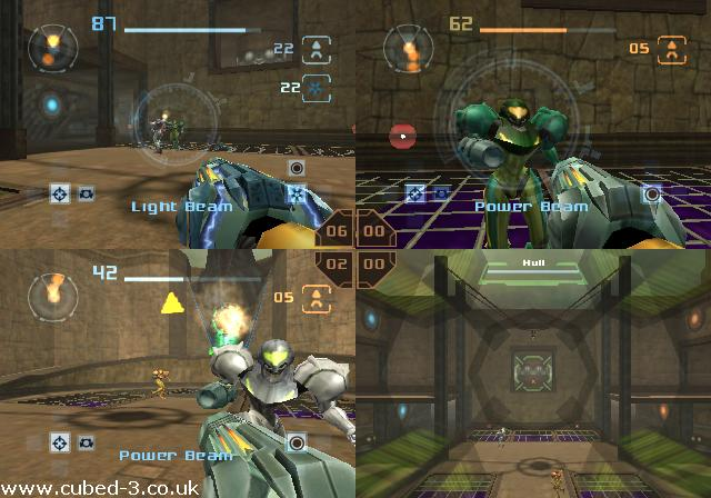 Screenshot for Metroid Prime 2: Echoes on GameCube