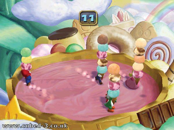 Screenshot for Mario Party 5 on GameCube