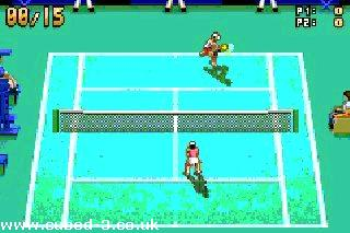 Screenshot for Next Generation Tennis on Game Boy Advance- on Nintendo Wii U, 3DS games review
