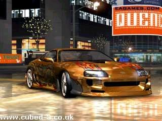 Need for Speed Underground (GameCube) Review - Page 1 - Cubed3